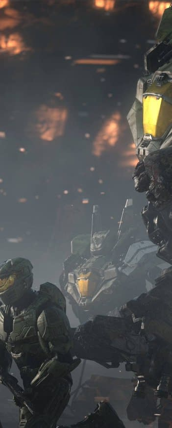 Halo Wars 2 Is The Next To Leak From The Microsoft Vault