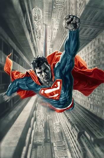 Yet More DC Comics Anthologies - Superman: Red & Blue