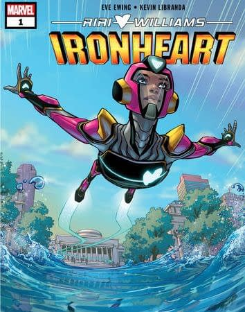 Eve Ewing and Kevin Libranda Launch New Riri Williams: Ironheart Series from Marvel in November