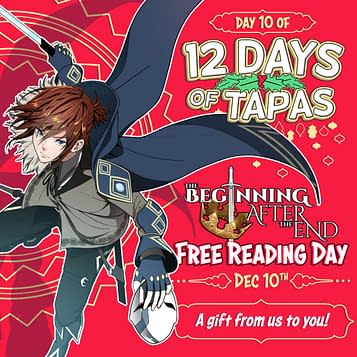 The Beginning After The End Tapas Offers Free Reading Day For Series The beginning after the end. the beginning after the end tapas