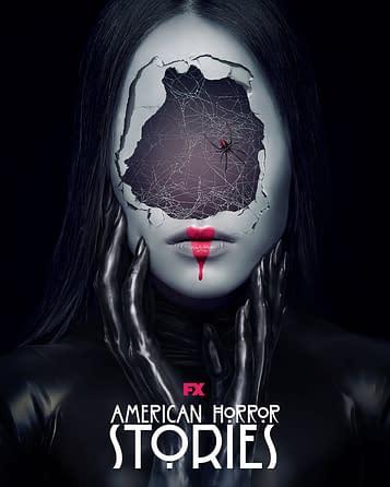 AHS Spinoff American Horror Stories Gets Key Art; Ryan Murphy Updates