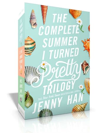 The Summer I Turned Pretty Jenny Han S Ya Series Heads To Amazon