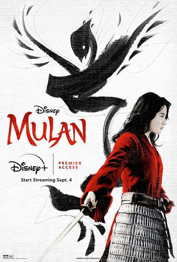 New Behind The Scenes Featurette And Clip From Mulan