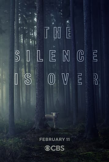 Clarice Series Poster: For Agent Starling, The Silence Is Over