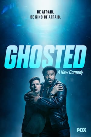 ghosted fox new eps showrunner