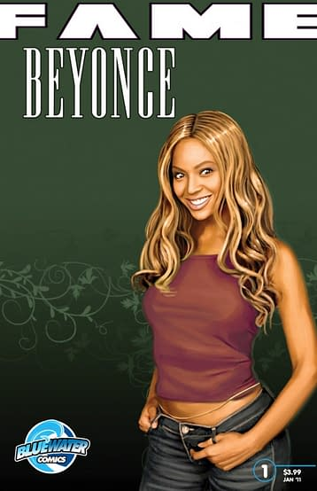 Beyonce And Angelina Jolie Comics In 2011