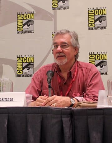 The Anarchic Origins Of The Comic Strip At San Diego Comic Con &#8211 With Denis Kitchen And RC Harvey