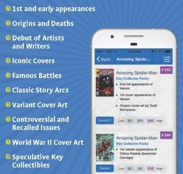 Key Collector Comics Mobile App Aims to Make Key Comic Collecting Easy