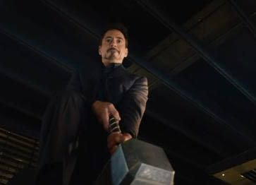 Prima Nocta And That Mid-Credit Frown In The Avengers: Age Of Ultron Movie