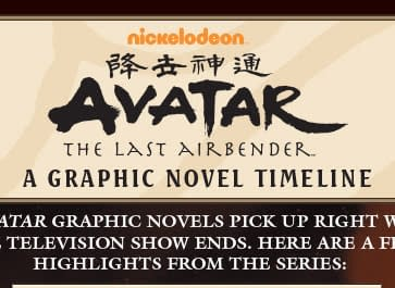 Dark Horse Would Like You To Know What Happens Next With Avatar The Last Airbender