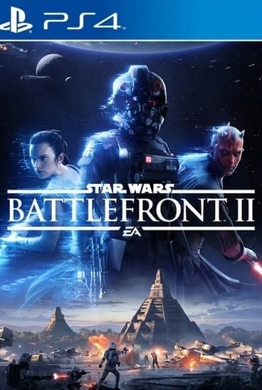 EA Games Already Sending Out 'Star Wars Battlefront II' Alpha Codes