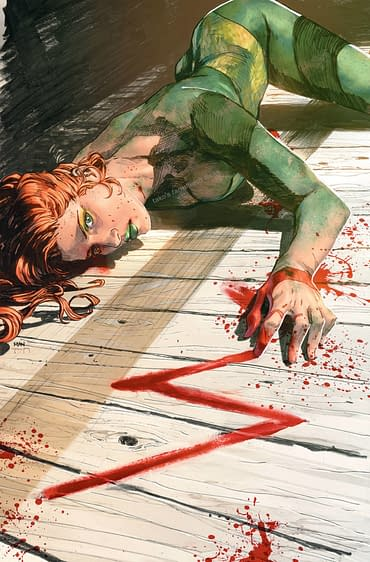 The Latest Teases as to the Fate of Poison Ivy From Heroes In Crisis and Batman's DC April Solicits
