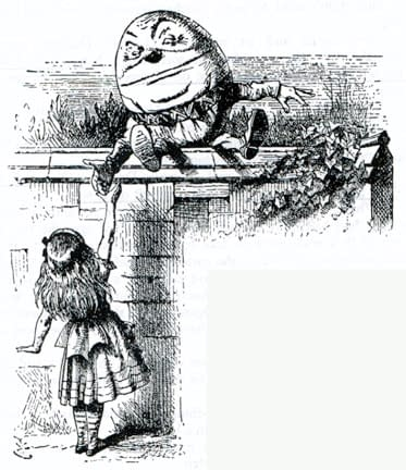 Humpty Dumpty: Why Do We Think He Was an Egg?