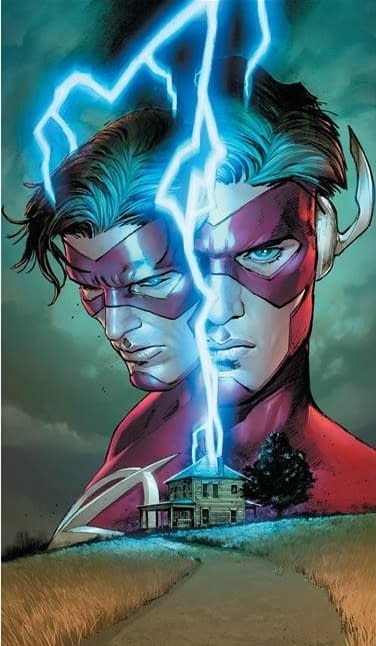 Heroes In Crisis #9 Ends in May, With a DC Hero Found Guilty of the Murders…