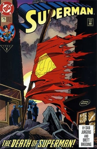 25 Years Ago Today, Superman Died At The Hands Of Doomsday – Three Days Later Will He Rise Again In Doomsday Clock?
