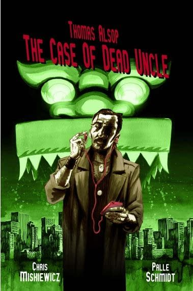 Thomas Alsop - The Case of the Dead Uncle