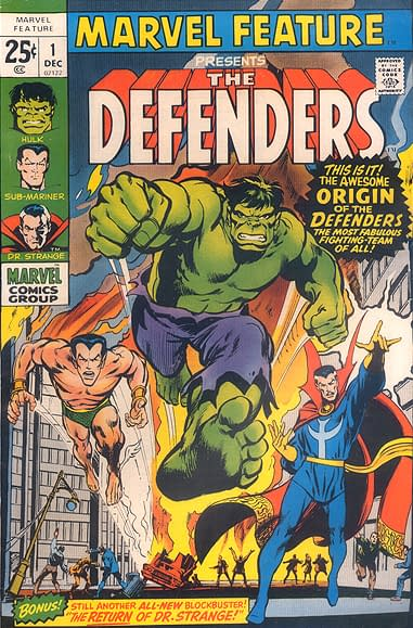 Second Marvel Teaser of the Day Implies a Defenders Revival