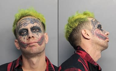 Miami Police Arrest The Joker For Carrying A Concealed Weapon Последние твиты от josh blaylock (@joshblaylock). bleeding cool