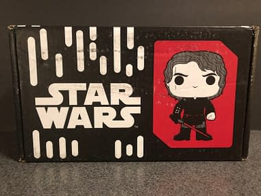 Unboxing The Funko Smuggler S Bounty Revenge Of The Sith Star Wars Box
