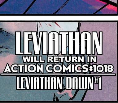Event Leviathan #1 DC 2019 Series Bendis 1st Print Variant 9.6 Near Mint+