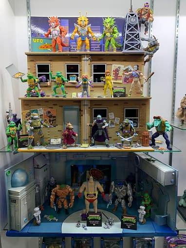 Tmnt 2020 Halloween Trick Or Treat NECA New York Toy Fair 2020: TMNT and Horror Figures