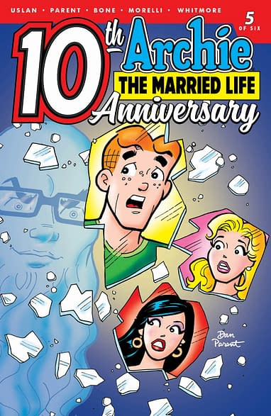 The Archie Universe Is Shaken To Its Foundations In Archie The Married Life 10 Years Later