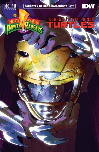 Second Printings For Ravencroft Ms Marvel Kylo Ren Epic Collections And Power Rangers Tmnt