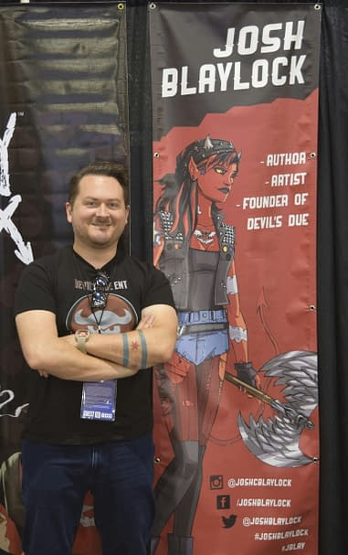 What S The Big Stigma About Kickstarter Josh Blaylock Talks At Phoenix Comicon Check out our josh blaylock selection for the very best in unique or custom, handmade pieces from our shops. josh blaylock talks at phoenix comicon