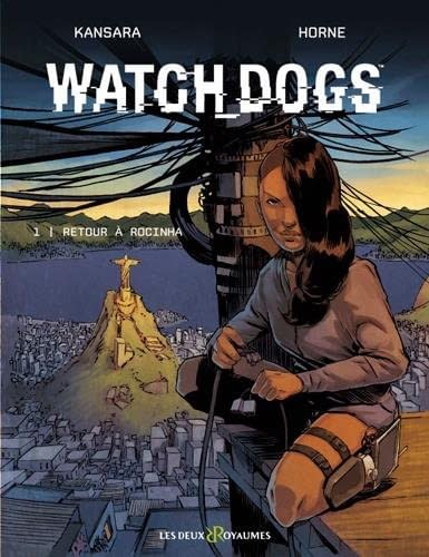 Ubisoft's WATCH_DOGS Gets a Comic Series by Simon Kansara and Horne in Titan's July 2019 Solicitations