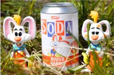 New Funko Soda Includes Roger Rabbit, Flash, Bebop, and More