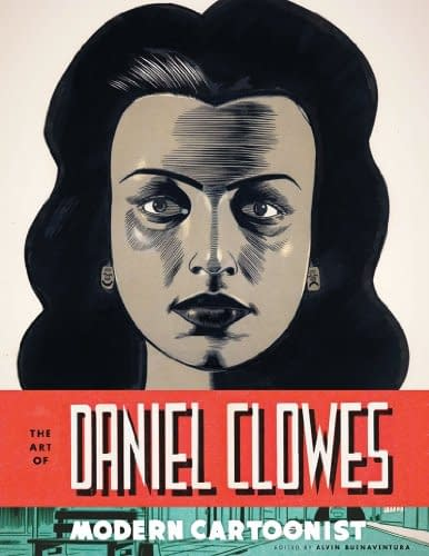 When BoingBoing's Mark Frauenfelder Interviewed Daniel Clowes