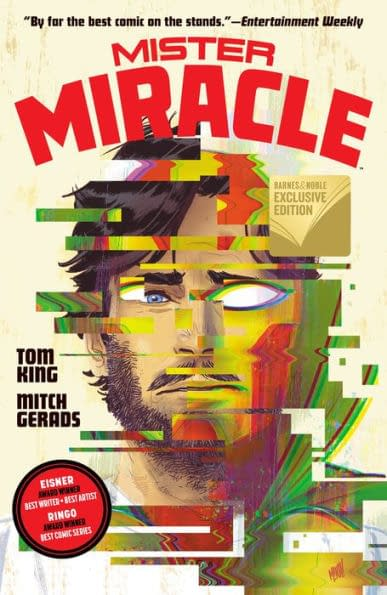 Barnes & Noble Gets a Retailer-Exclusive Edition of Mister Miracle
