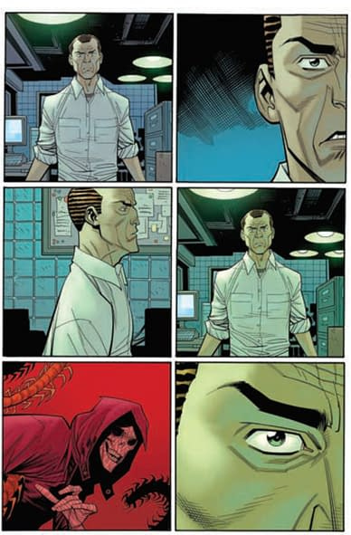 Amazing Spider-Man #850 Previews Kindred-Inspired Green Goblin Return