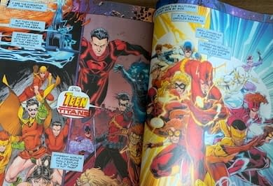 An Exclusive Look Inside Flash #750 - And The Story That Will Change the DC Universe (If They Let It)