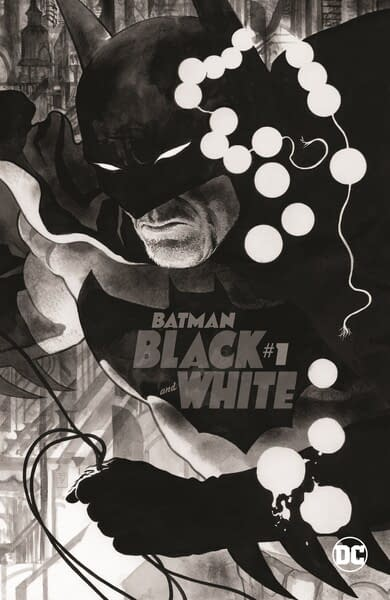Ahead of DC Fandome, Batman Black & White Returns in December