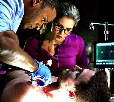 Gerry Conway, Creating Vibe And Felicity Smoak