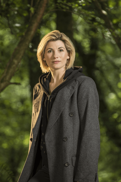 An Interview With Doctor Who's 13th Doctor, Jodie Whittaker