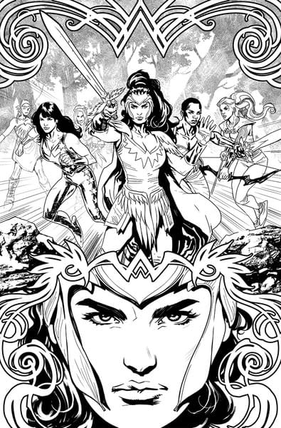 DC Releases First Look At Wonder Woman: Earth One Vol. 2 From Grant Morrison And Yanick Paquette