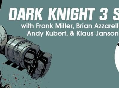 Ticket Raffle For Miller Azzarello Kubert And Janson Dark Knight III Signing At Midtown Comics New York