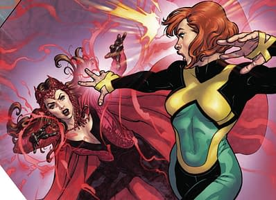 Cover to Jean Grey #7 by David Yardin