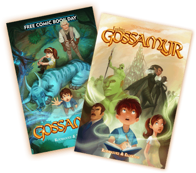 Finding Gossamyr To Micro-Distribute Retailer Variant Covers