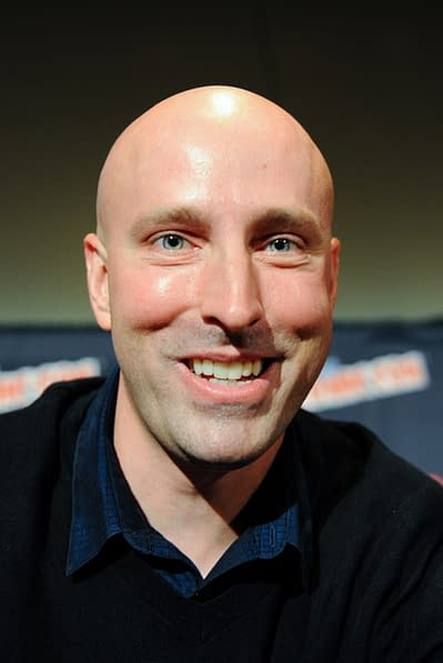 Saga Co-Creator Brian K. Vaughan Signs 3-Year Overall Deal with Legendary Entertainment