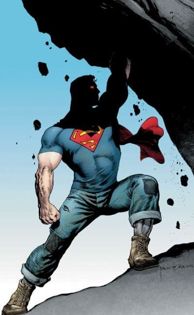 DC Relaunch: Grant Morrison And Rags Morales On Action Comics 1
