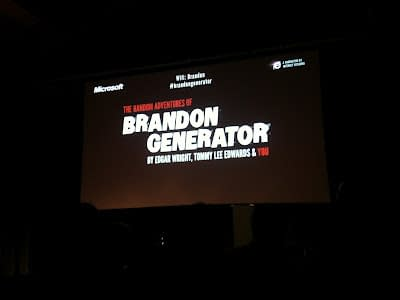 The End Of Brandon Generator…