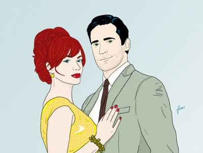 The Mad Men Comic That Never Was