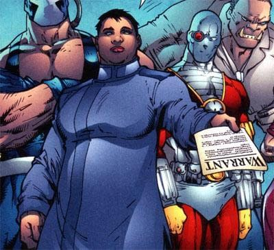 Adam Glass On The Thinner, Younger Amanda Waller In Suicide Squad #1