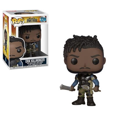 Black Panther Takes Over Funko In January