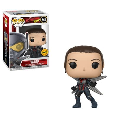 Ant-Man and the Wasp Funko Pops Are on the Way
