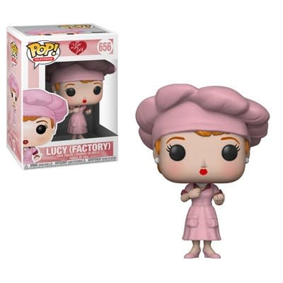 Funko I Love Lucy Lucy Factory pop
