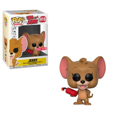 Funko Tom and Jerry Jerry Target Exclusive Pop